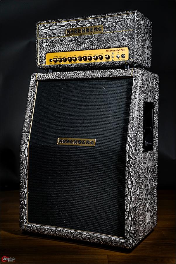 Rodenberg British Legend Neo Amplifier 100 Watt
