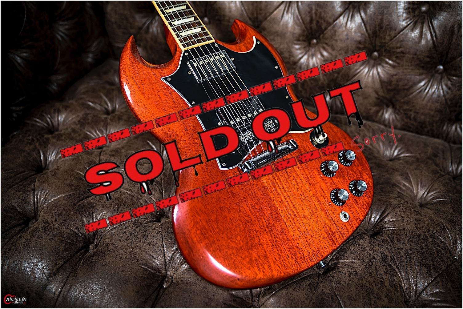 Gibson Sg Standard 2007