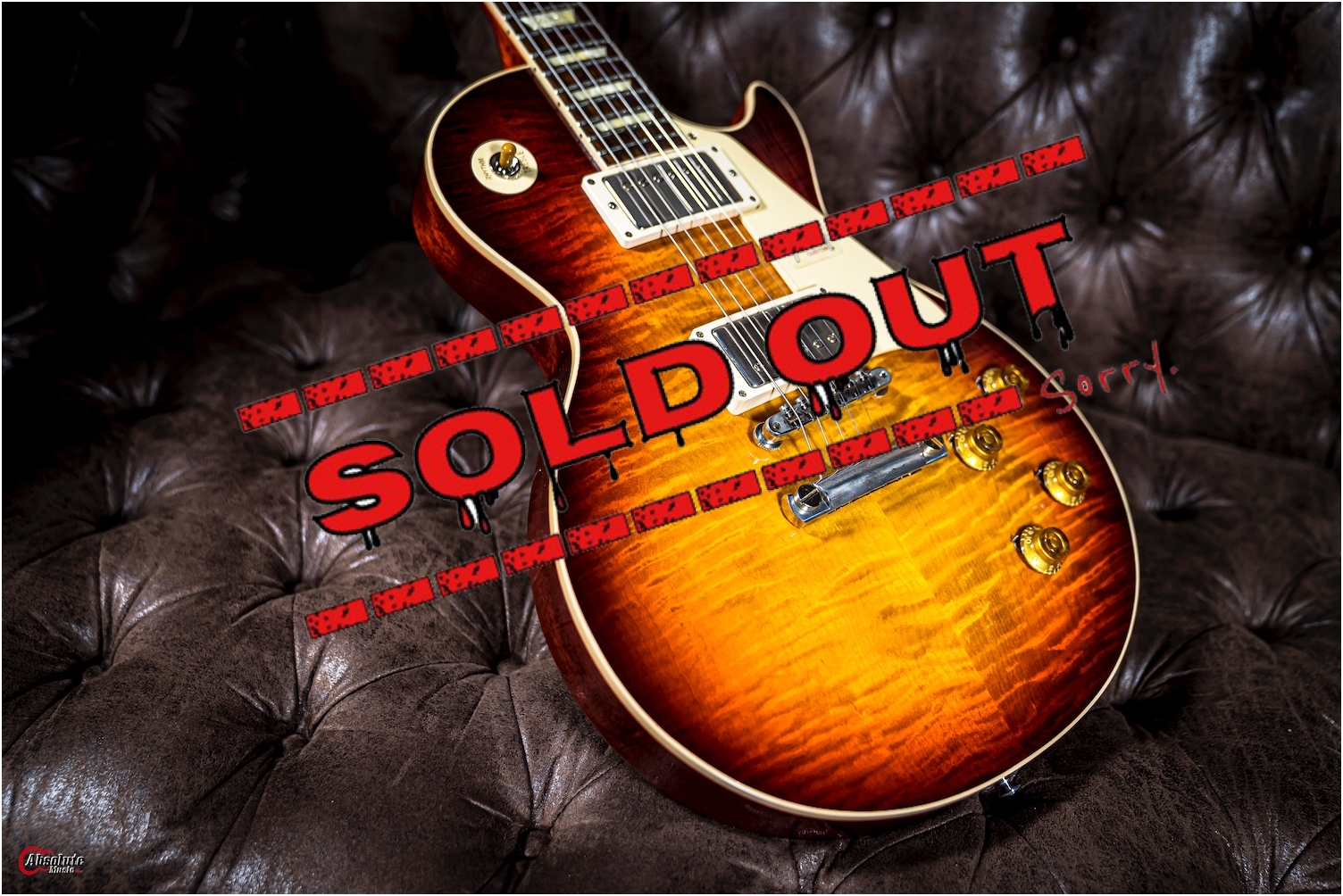 Gibson Custom Shop Re1959 60th Anniversary Hand Select.