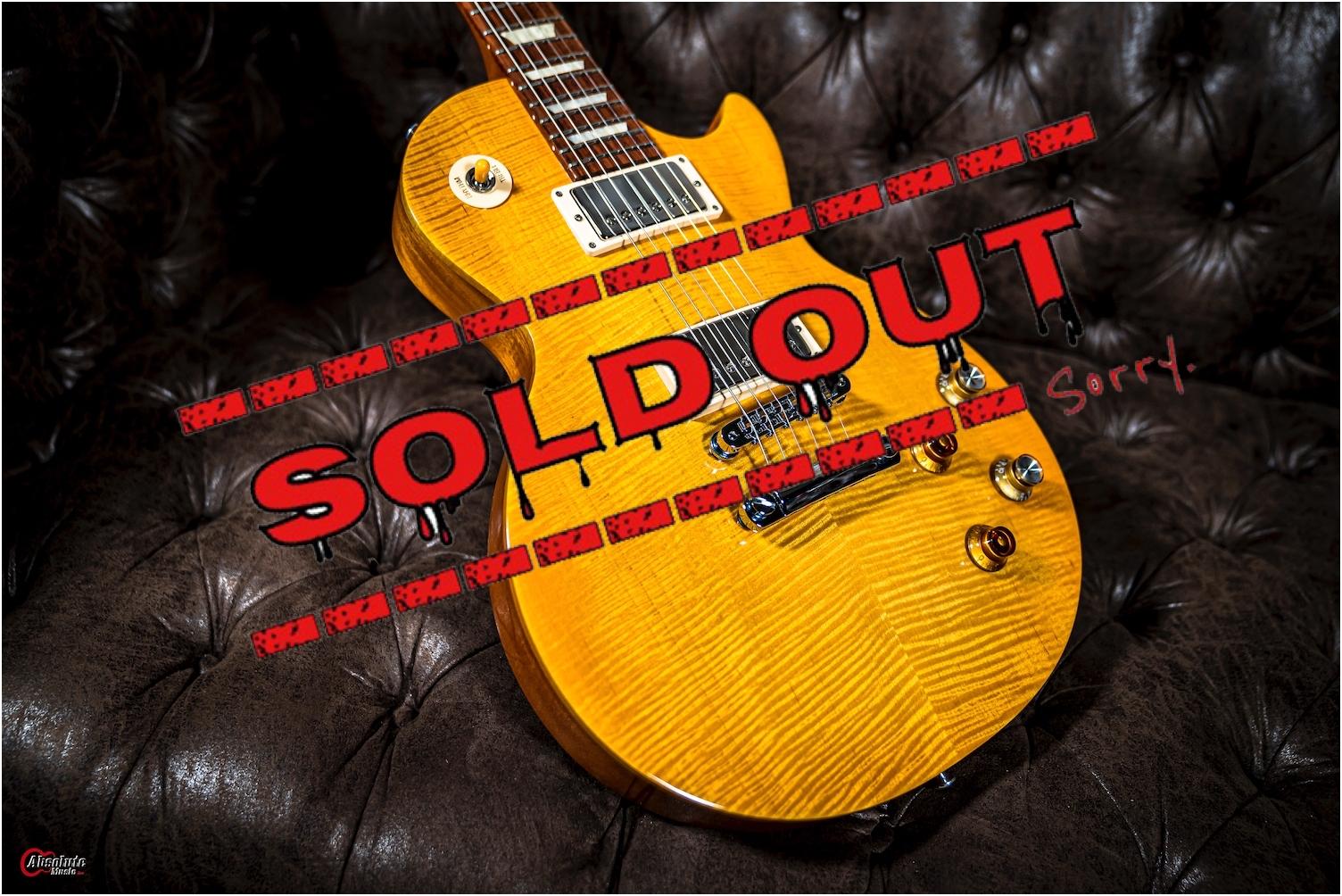 Gibson Lp Standard Gary Moore Signature.