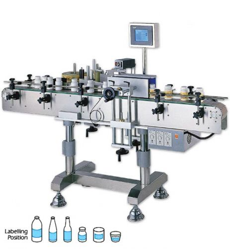 Automatic Labeling Machine (Wrap – Around) CLW-222