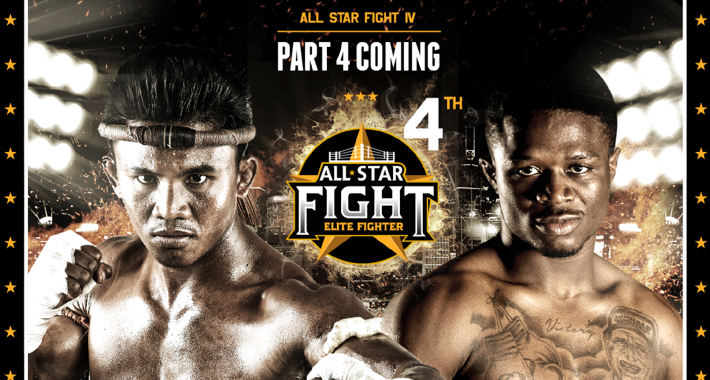ALL STAR FIGHT 4TH