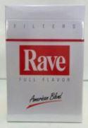 Rave (เรฟ - เเดง)    สินค้ารสชาติดีเป็นที่นิยมอยู่คู่ตลาดมายาวนาน