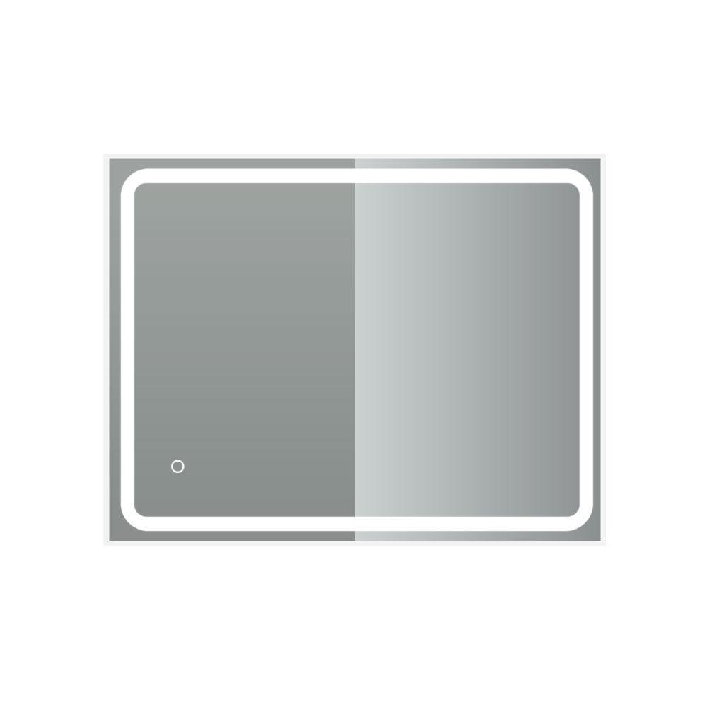 MIA กระจกไฟ 4 x100 x 80 ซม M0040