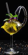 Swan Shape Wine Glass D7.2xH21cm 180ml (SGRR4262)