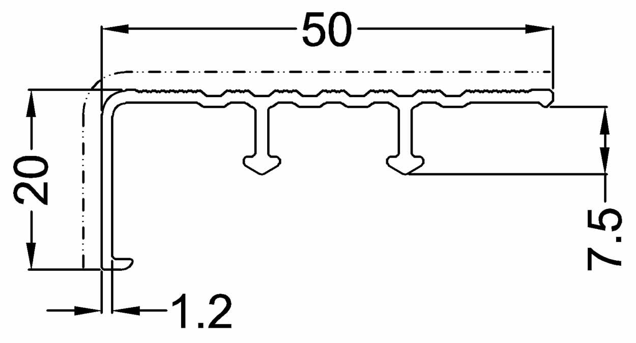 SN-AP-5020 - 1.5 Meters