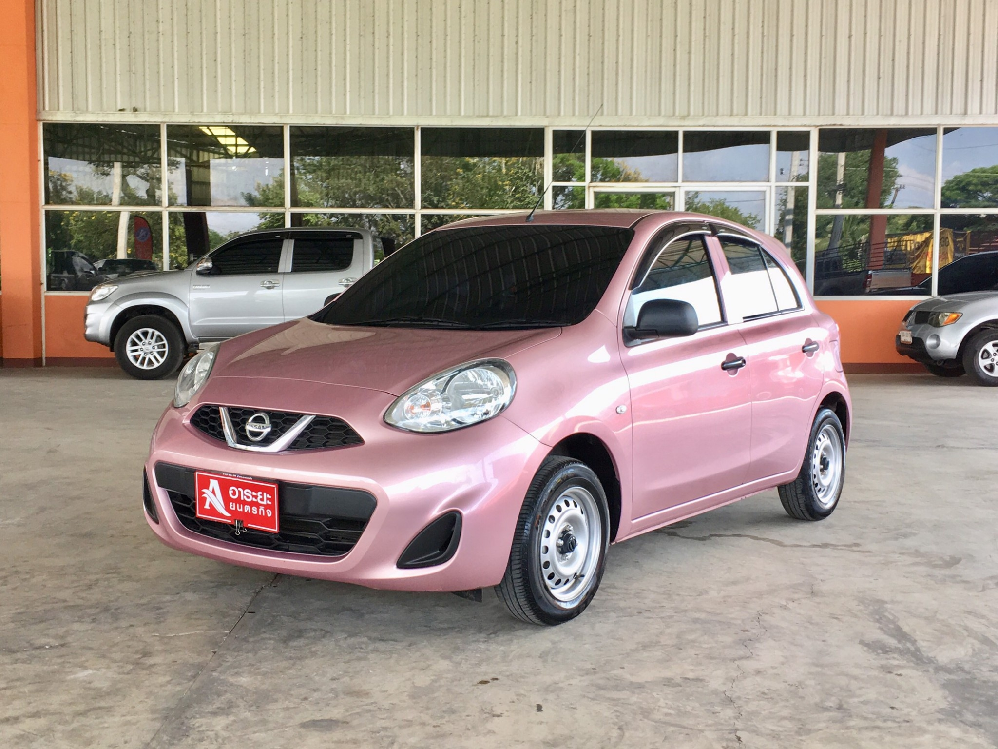 NISSAN MARCH 1.2 S M/T 2018