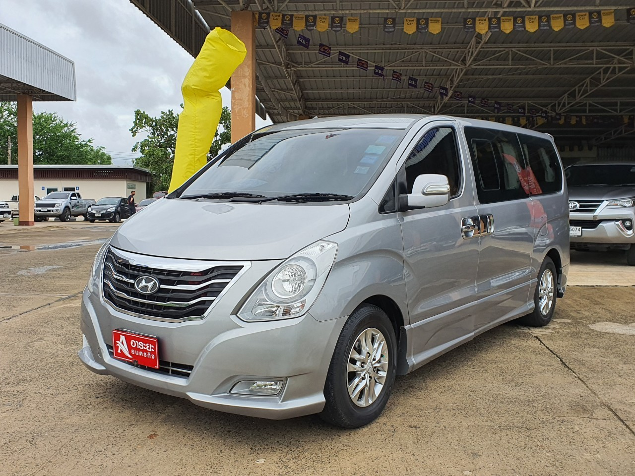 HYUNDAI H-1 2.5 DELUXE A/T 2015*
