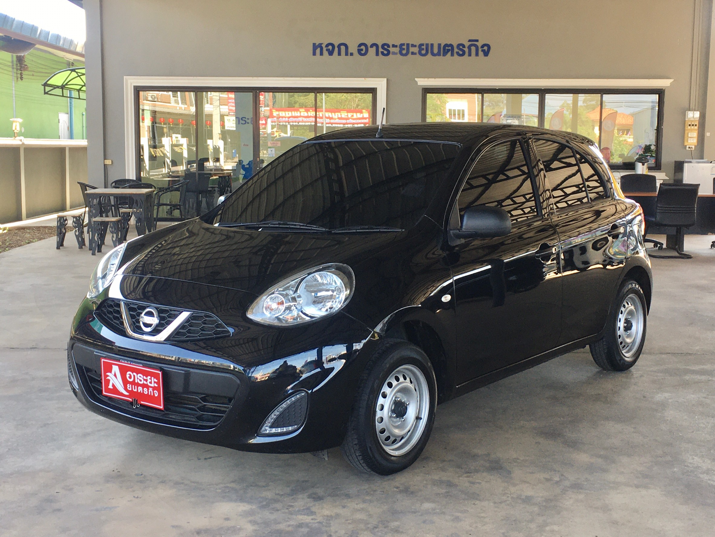NISSAN MARCH 1.2 S M/T 2019