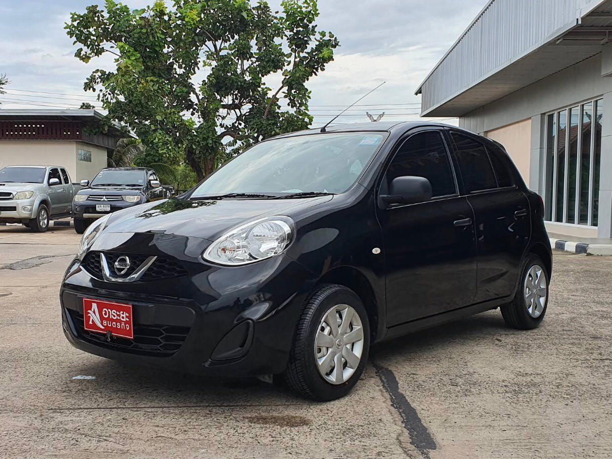 NISSAN MARCH 1.2 S M/T 2017*