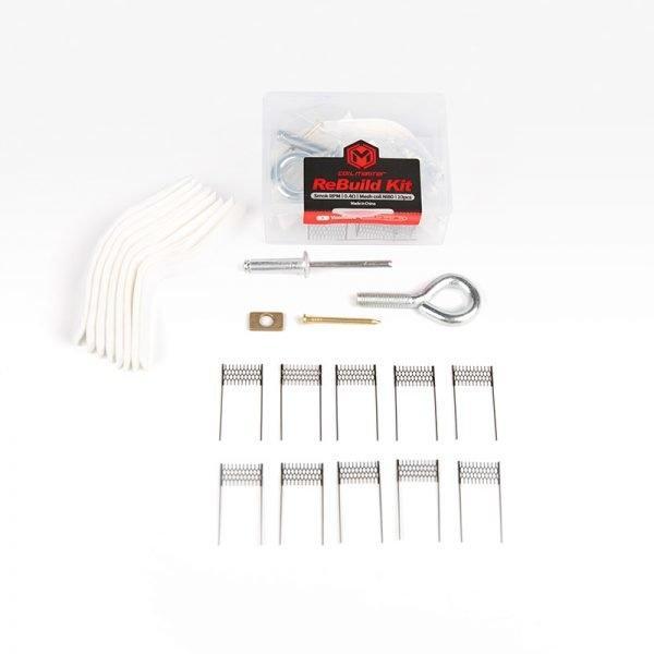 ชุดคืนชีพ - Coil Master ReBuild Kit (RBK) for RPM Mesh 0.4Ω  อุปกรณ์โม [แท้ 100%]