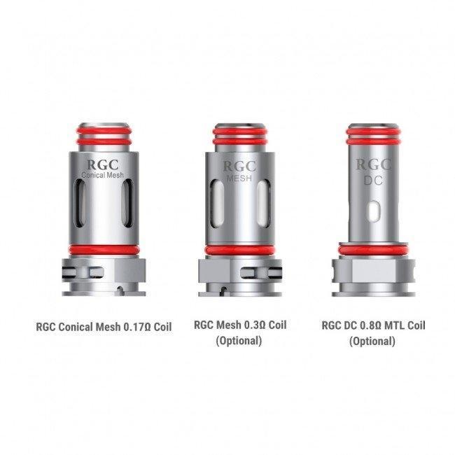 SMOK RGC  Coil ( 0.17 , 0.6 ohm coil )