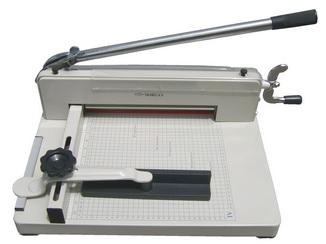 เครื่องตัดกระดาษแบบธรรมดา MORGAN รุ่น YG 858