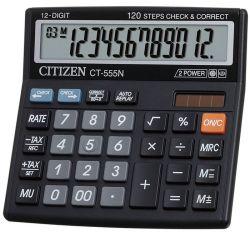 เครื่องคิดเลข รุ่น CT-555N