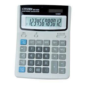 เครื่องคิดเลข รุ่น SDC-8530W