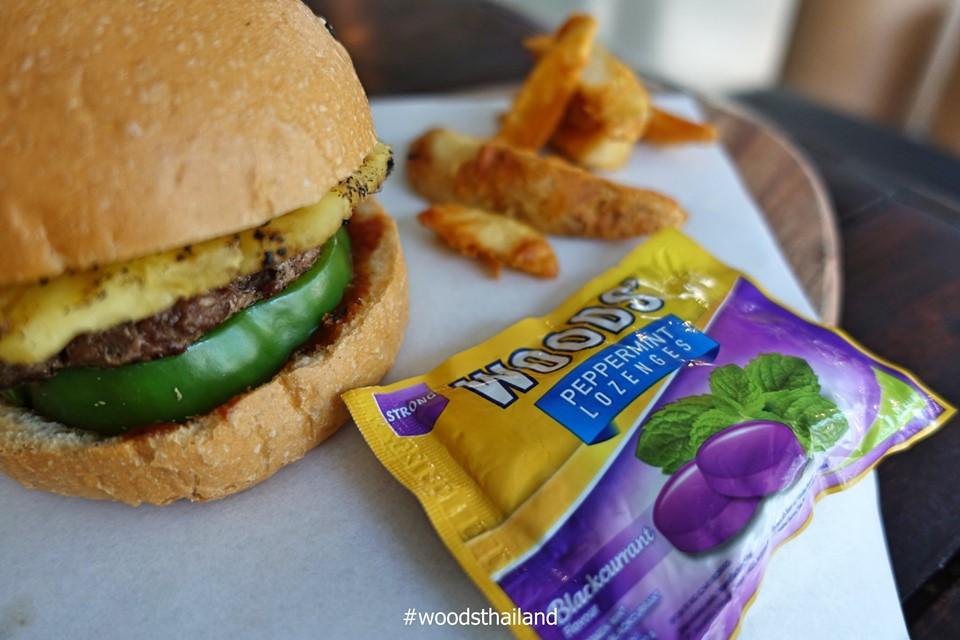 BBQ Bonfire Burger  ชิลล์ชิลล์ริมทะเลหัวหิน