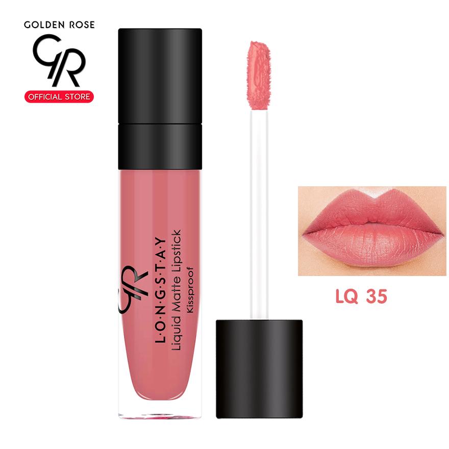 Longstay Liquid Matte Lipstick35