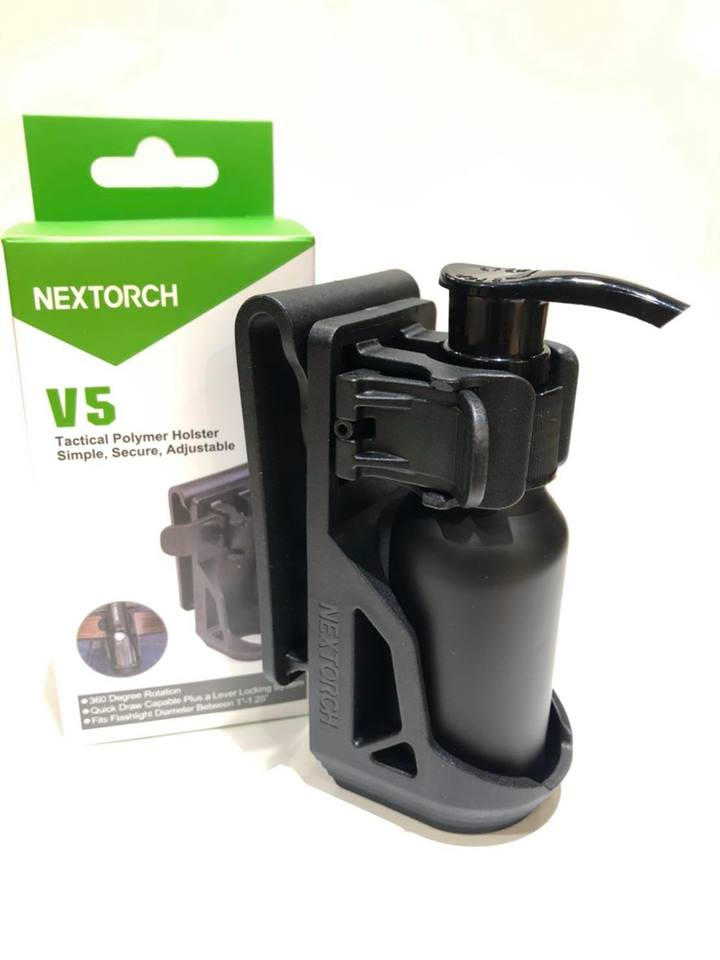 Nextorch Tactical Gel Bottle