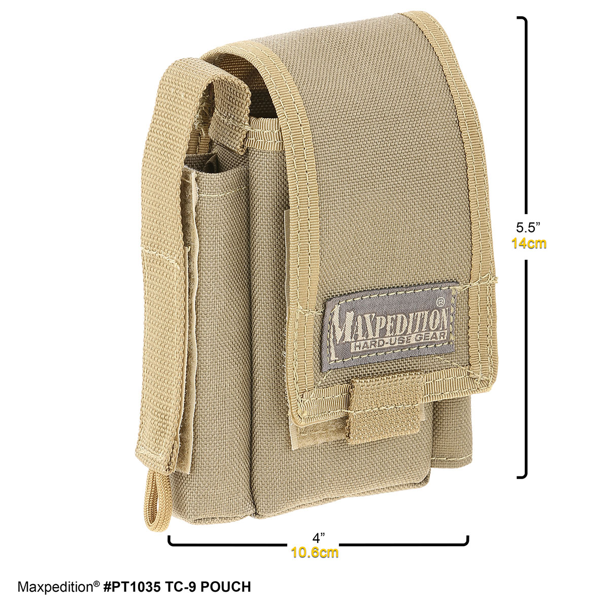 Maxpedition TC 1 Pouch