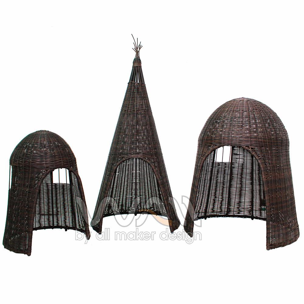 Rattan Arch