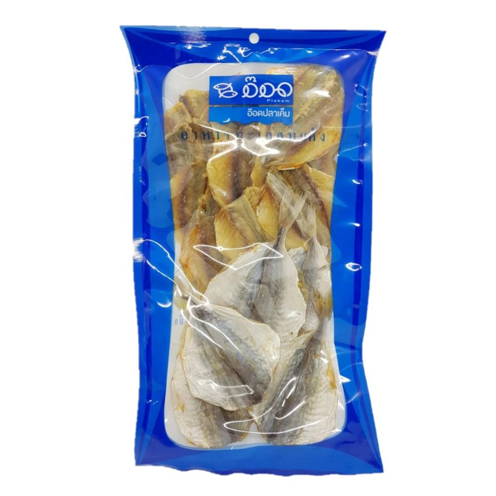 ปลาข้างเหลืองผ่า อบโอโซน 120 กรัม