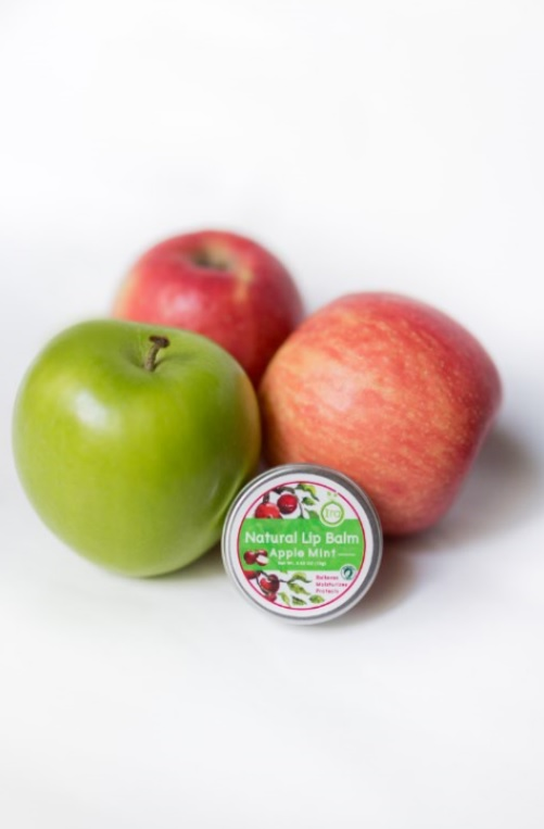Apple&Mint Flavored Lip Balm