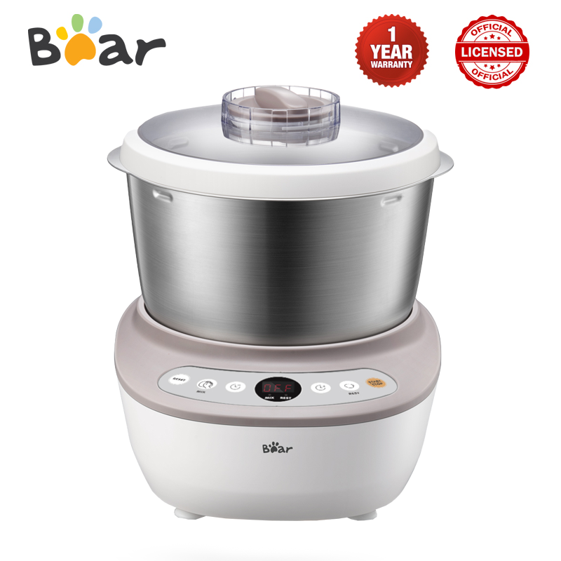 Bear Electric Dough Mixer 5L - BR0045 เครื่องนวดแป้งอเนกประสงค์