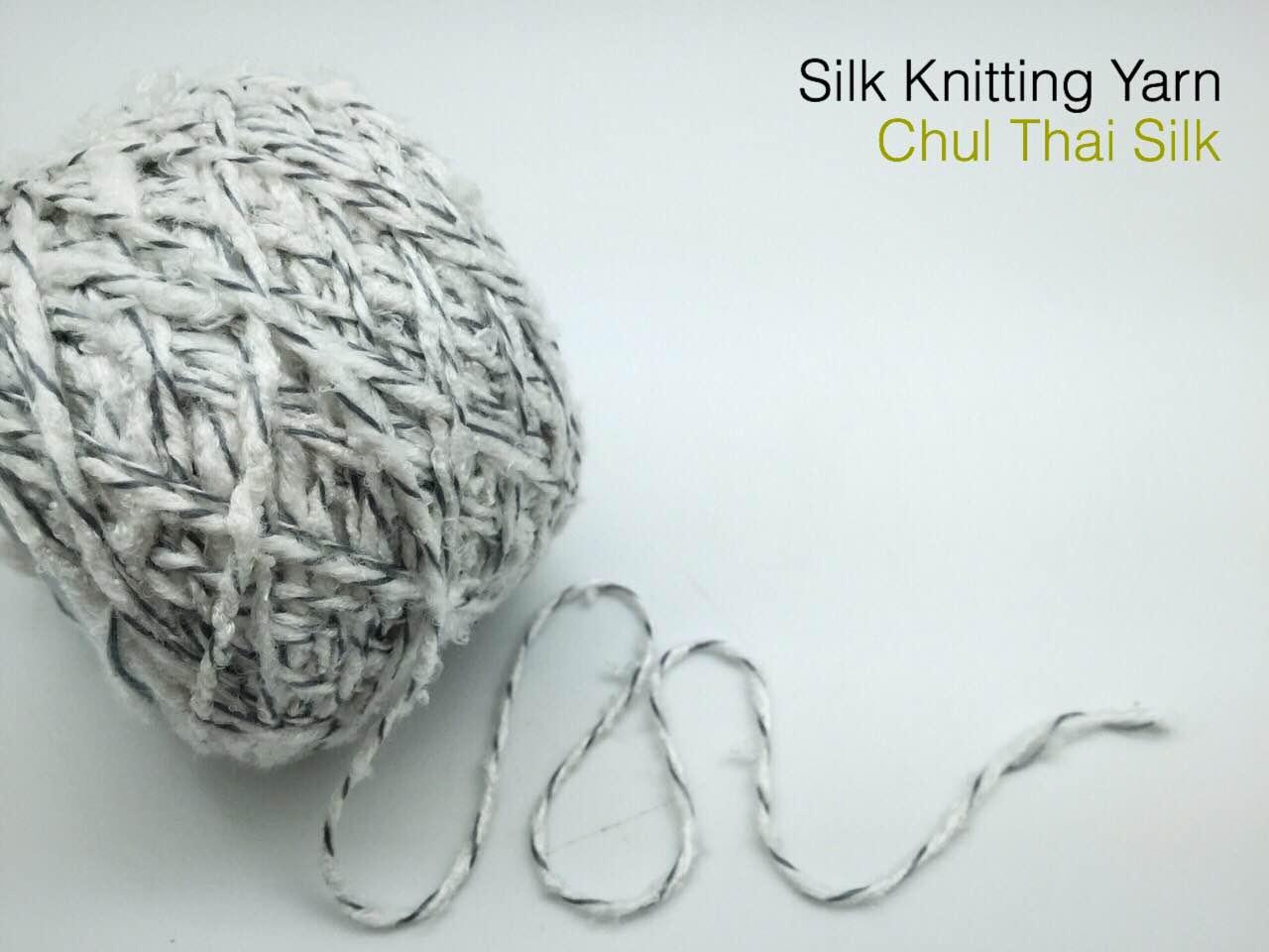 ไหมบ๊วย (Native Silk)
