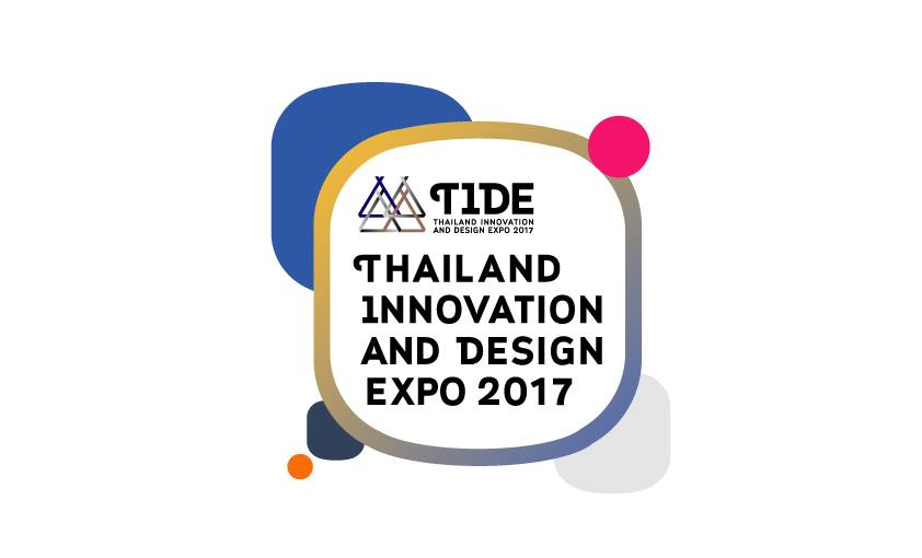 EVENT: Thailand Innovation and Design Expo 2017