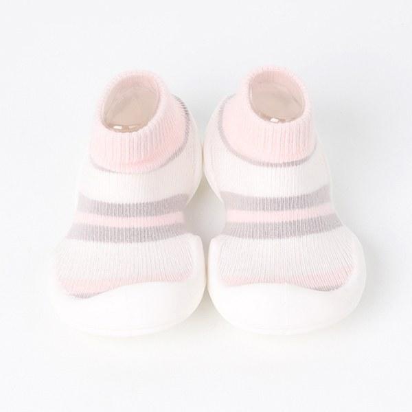 PinkRingWhite รุ่น GGOMOOSIN  รองเท้าเด็ก,รองเท้าเด็กหัดเดิน