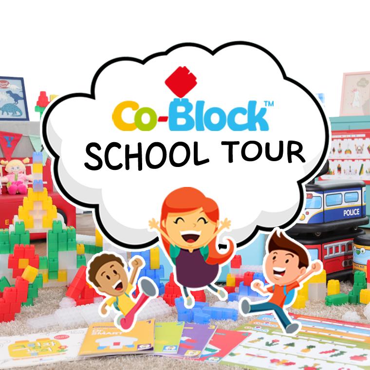 Co-Block School Tour