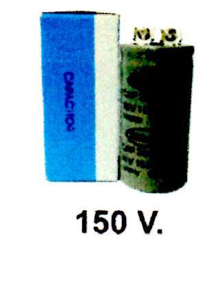 คอนเดนเซอร์สตาร์ท 150V
