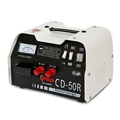 เครื่องชาร์จแบต CD50R 40A - สตาร์ทได้