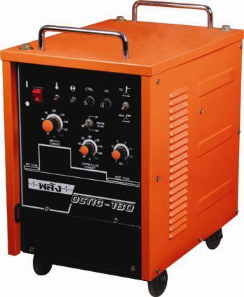 DCTIG-180 220V เครื่องเชื่อมทิก (TIG) ไฟกระแสตรงและเชื่อมธูปกระแสตรง