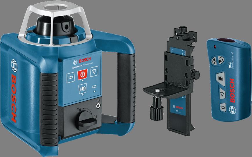 เลเซอร์แบบหมุนได้รอบ บ๊อช GRL 300 HV Professional