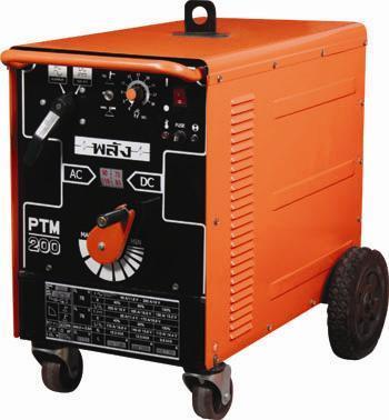 PTM-200 220V เครื่องเชื่อมทิก (TIG) ไฟกระแสสลับ/ตรง และเชื่อมธูปกระแสสลับ/ตรง