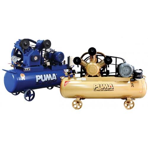 ปั๊มลม PUMA Oil-Less Single Stage (ไร้น้ำมัน)