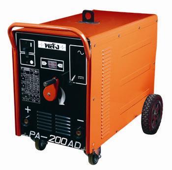 PA-200AD 220V เครื่องเชื่อมไฟฟ้ากระแสสลับ/ตรง