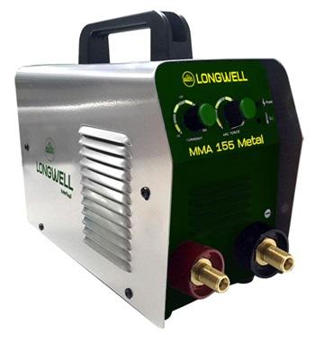 เครื่องเชื่อม  LONGWELL MMA 155 Metal