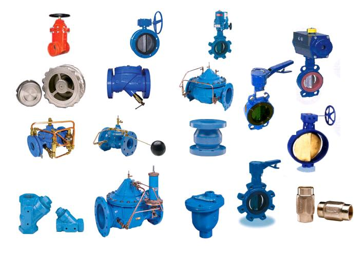 Industrial Process Valves