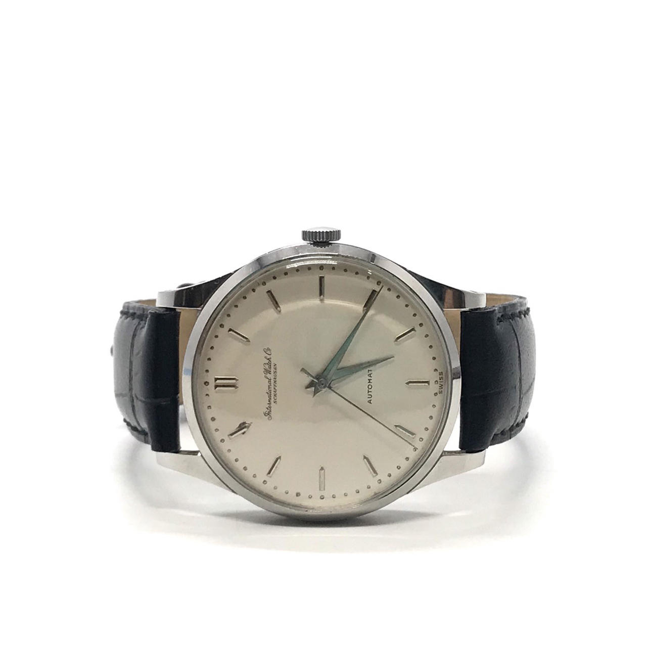 Used IWC Vintage Automatic Caliber 35 MM In Cream Dial SHW