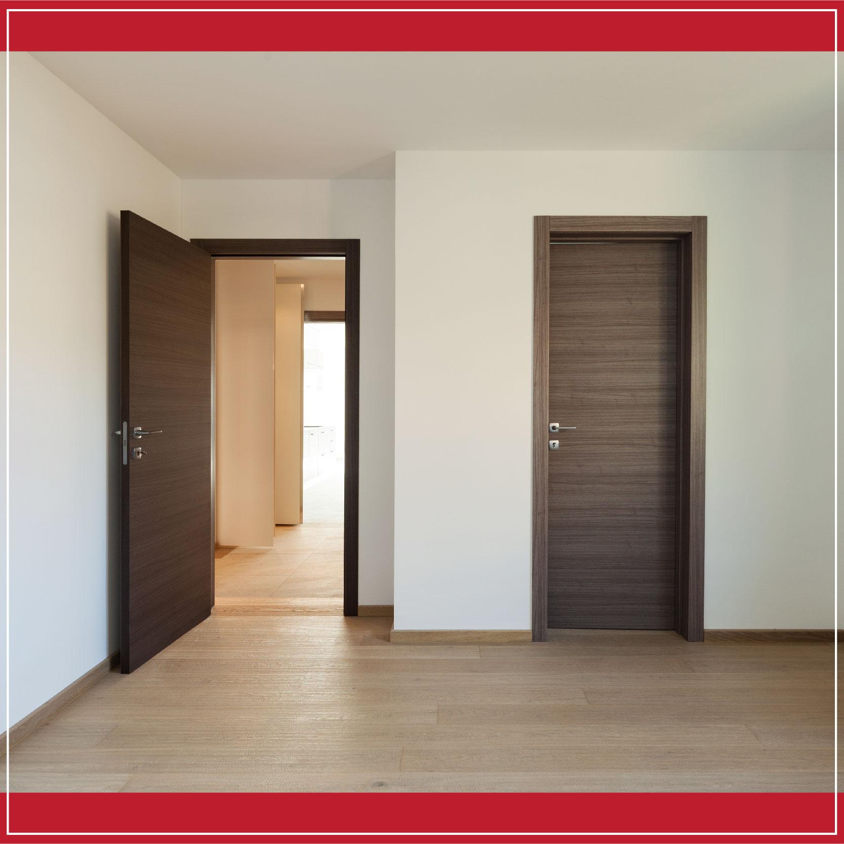 ข้อดี - ข้อเสีย ประตูไม้เทียม (Wood Composite Door) แต่ละประเภท