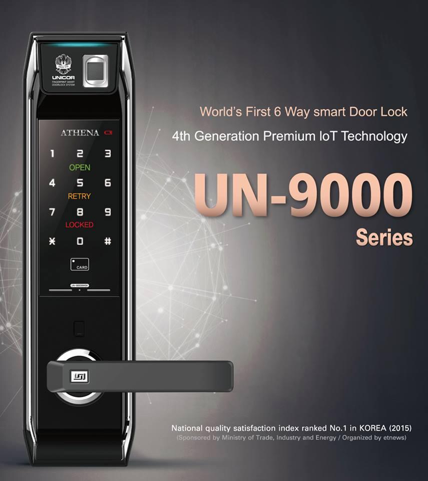 Unicor UN-9000-BWSK