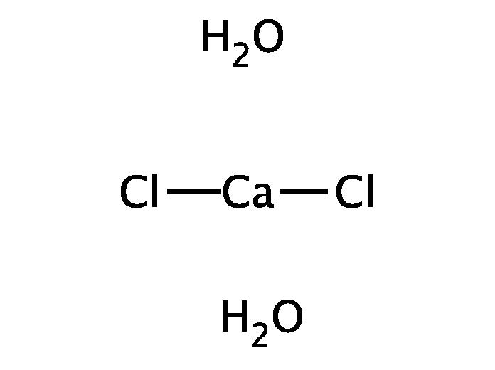 Calcium chloride dihydrate