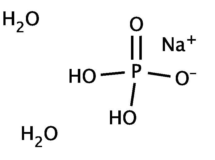 Sodium dihydrogen phosphate dihydrate