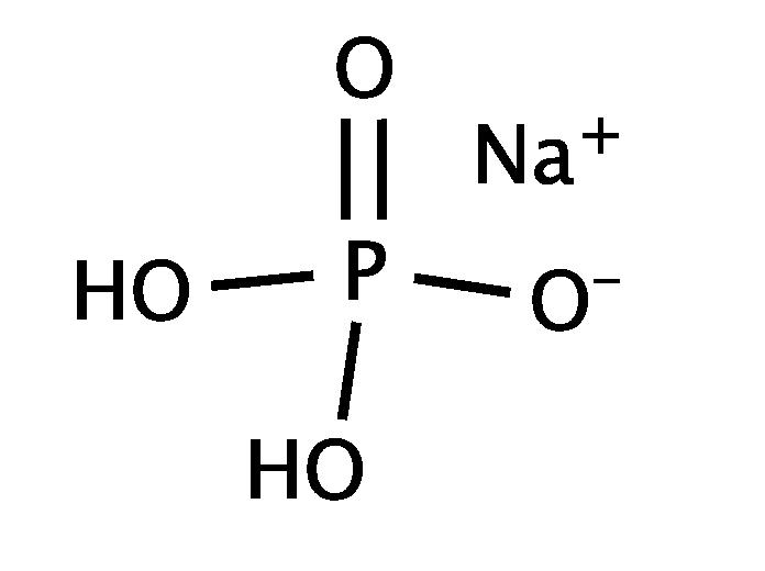 Sodium phosphate monobasic, anhydrous