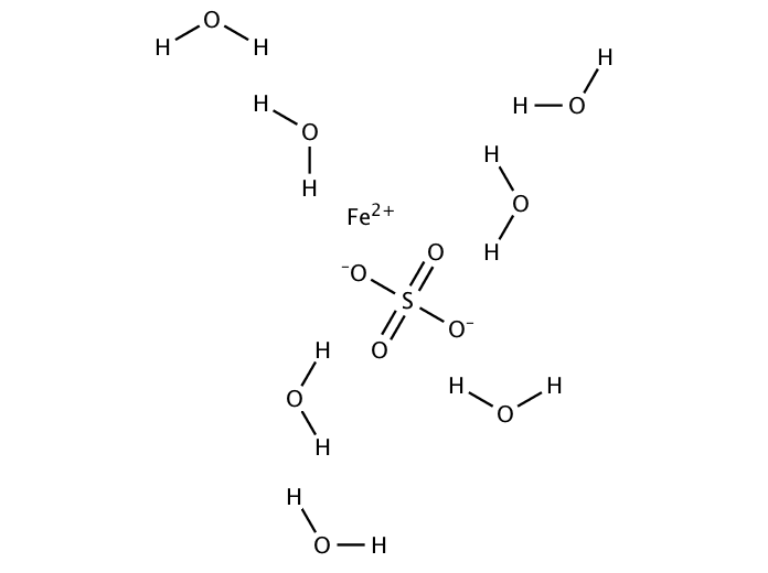 Iron(II) sulfate heptahydate, 99.5%