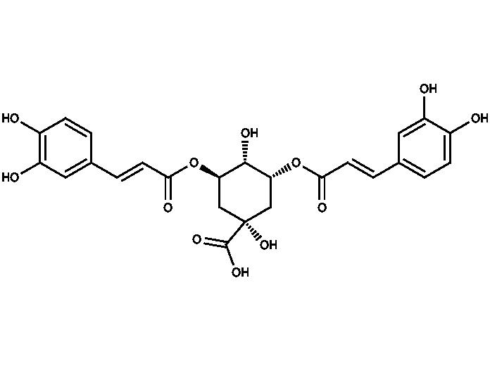 3,5-Dicaffeoylquinic acid