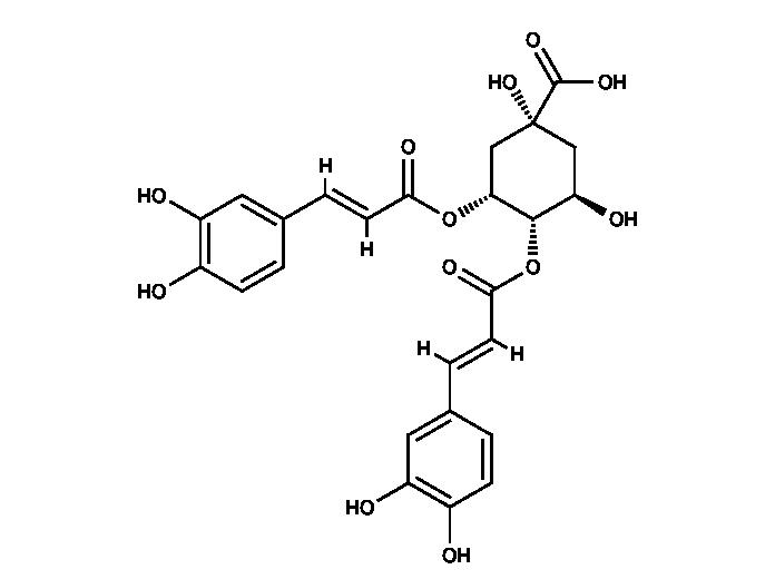 4,5-Dicaffeoylquinic acid