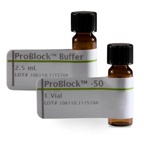 ProBlock™ Protease Inhibitor Cocktail -50, EDTA free